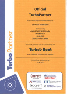 certificaat-turbopartner